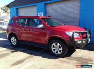 2013 HOLDEN COLORADO 7 LTZ WAGON 7 SEATER AUTO 4X4 for Sale