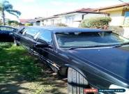 1994 DC LTD FORD STRETCH LIMOUSINE -AUTOMATIC 5 LITRE V8 -BLACK for Sale