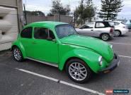 Restored Volkswagen Super Beetle for Sale