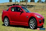 Classic Mazda RX8 LUXURY - 54,800 ks - Immaculate car for Sale