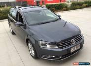 2012 Volkswagen Passat 3C MY12 125 TDI Highline Icelandic Grey Automatic 6sp A for Sale