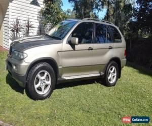 Classic 2005 BMW X5 E53,turbo diesel, log books, rego, RWC, Full check by BMW Specialist for Sale