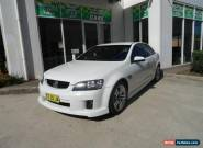 2008 Holden Commodore VE MY08 SS White Automatic 6sp A Sedan for Sale