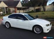 BMW 2000 E46 328i Sedan - Perfect Inside and Out - Great Engine & Gearbox for Sale