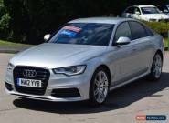 2012 12 AUDI A6 2.0 TDI S LINE 4D 175 BHP DIESEL for Sale