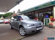 2008 BMW X3 3.0d M Sport 5dr Step Auto 5 door Estate  for Sale