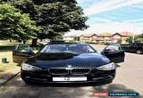 Classic BMW 1 Series Black 2.0 116d Sport 5dr. Red leather. Automatic.Diesel  for Sale