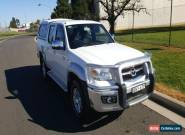 Mazda BT-50 4x4 Turbo Diesel Dual Cab Ute with Low KM's for Sale