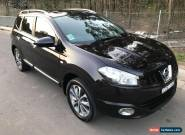 2011 NISSAN DUALIS +2 Ti, 7 SEATER, 86000km, FULLY SERVICED for Sale