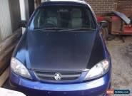 Holden Viva Hatch 2006 - Super Low Kms for Sale