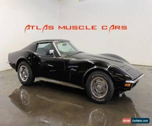 Classic 1971 Chevrolet Corvette 4 speed for Sale