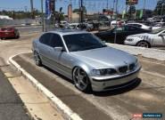 BMW 3 20i (2004) 4D Sedan 5 SP Automatic Stept (2.2L - Multi Point F/INJ) 5 Seat for Sale
