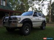 Toyota Landcruiser 80 Series GXL wagon Genuine Factory Turbo Diesel 4x4 Auto 91 for Sale