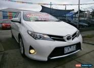 2013 Toyota Corolla ZRE182R Ascent Sport White Automatic 7sp A Hatchback for Sale