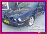 2001 Ford Falcon AU II XR6 Blue Automatic A Utility for Sale
