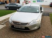Ford Mondeo 2009 Ghia 2.0TDCi  Silver Diesel for Sale