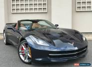 2014 Chevrolet Corvette Z51 Convertible 2-Door for Sale