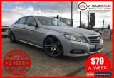 Classic 2010 Mercedes-Benz E250 CDI 3 Years Warranty Included Automatic A Sedan for Sale
