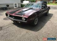 1969 Chevrolet Camaro SS clone for Sale