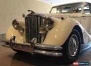 Jaguar Mark 5 stretch limousine 1950 Model mk5 mkV mark V for Sale