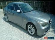BMW 523 2.5 auto 2005MY i SE for Sale