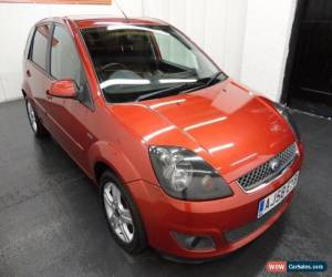 Classic 2008 Ford Fiesta 1.4 Zetec Climate 5dr for Sale