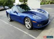 2006 Chevrolet Corvette Coupe C6 for Sale