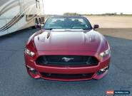 2017 Ford Mustang GT Premium Convertible for Sale