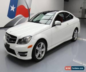 Classic 2015 Mercedes-Benz C-Class Base Coupe 2-Door for Sale