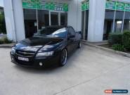 2005 Holden Commodore VZ S Black Automatic 4sp A Utility for Sale