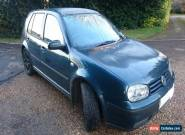 VW Golf MK4 1.6 2000 with MOT for Sale