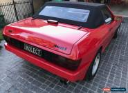 1988 Very RARE and Collectable TVR 350i V8 LOW Miles for Sale