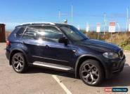 BMW X5 e70 3.0d se 5s 131288 miles 2007 for Sale