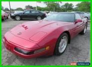 1992 Chevrolet Corvette Base Hatchback 2-Door for Sale