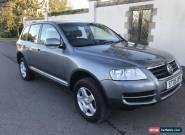 2005 Volkswagen Touareg 2.5 TDI V6 auto 4x4  for Sale