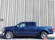 2016 Ford F-150 LARIAT SUPERCREW 4X4 for Sale