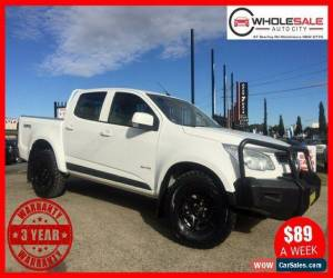 Classic 2013 Holden Colorado 3 Years Warranty Included Automatic A Utility for Sale