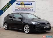 2008 08 FORD FOCUS 2.5 ST-3 3D 223 BHP for Sale
