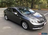 2013 Honda Civic Series 2 VTi-L Automatic 5sp A Sedan for Sale