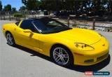 Classic 2007 Chevrolet Corvette 2LT for Sale