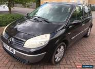 2004 Renault Scenic Dynamique 1.6 Petrol with Mot starts and drives for Sale