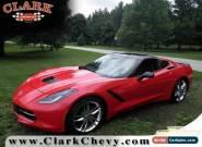 2016 Chevrolet Corvette 2LT for Sale