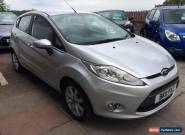 2011 Ford Fiesta 1.4 TDCi DPF Zetec 5dr for Sale
