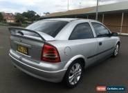 Holden Astra Superb Condition 6 months reg 5speed manual silver coupe for Sale