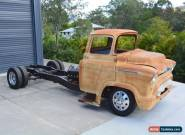 1956 CHEVROLET 5700 CABOVER COE, 454ci BIG BLOCK, PATINA, PICKUP, FORD F100 CHEV for Sale