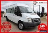 Classic 2010 Ford Transit VM Bus Mid Roof 12st 5dr Man 6sp, 2.4DT Manual M Bus for Sale