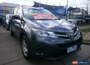 2014 Toyota RAV4 ZSA42R GX (2WD) Grey Automatic A Wagon for Sale