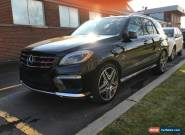 2012 Mercedes-Benz M-Class for Sale