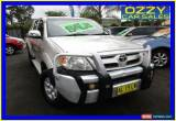 Classic 2006 Toyota Hilux GGN25R 06 Upgrade SR5 (4x4) Silver Automatic 5sp A for Sale