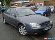 2003 53 FORD MONDEO 1.8 LX 16V 5D 125 BHP for Sale